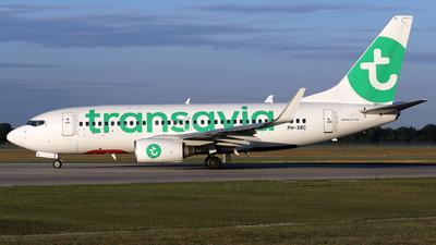 PH-XRC - Boeing 737-7K2 - Transavia Airlines