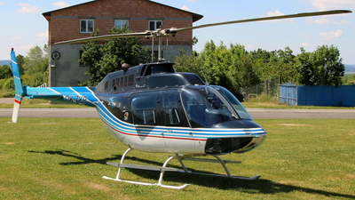 A picture of OKZKP - Bell 206B JetRanger III - [4384] - © Honza Dasek
