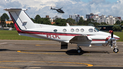 PT-LPL - Beechcraft F90 King Air - Private