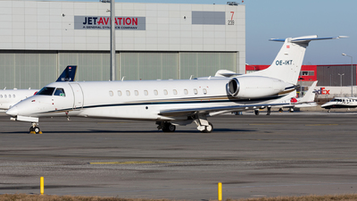 OE-IKT - Embraer ERJ-135BJ Legacy 600 - International Jet Management