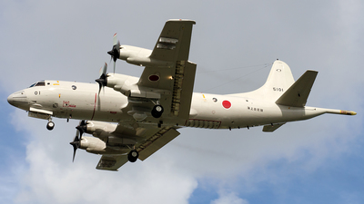 5101 - Lockheed P-3C Orion - Japan - Maritime Self Defence Force (JMSDF)