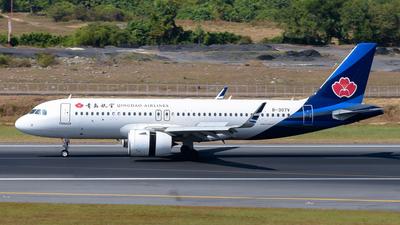 B-307V - Airbus A320-271N - Qingdao Airlines
