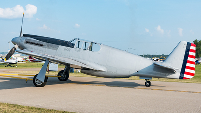 NX51NA - North American XP-51 Mustang - Experimental Aircraft Association (EAA)