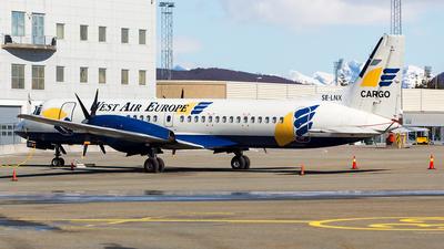 SE-LNX - British Aerospace ATP(F) - West Air Europe