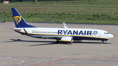 A picture of 9HQEC - Boeing 7378AS - Ryanair - © Holger Eultgen