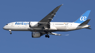 EC-MMY - Boeing 787-8 Dreamliner - Air Europa