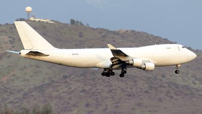 N701CK - Boeing 747-4B5F(SCD) - Kalitta Air
