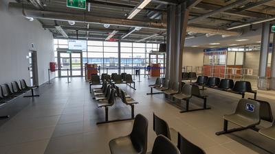 EPRA - Airport - Terminal