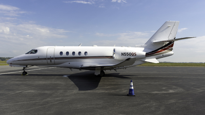 N550QS - Cessna Citation Latitude - NetJets Aviation
