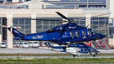 A picture of ECNEP - AgustaWestland AW139 - HELITY Copter Airlines - © Manuel Llama - Benalmadena Spotters