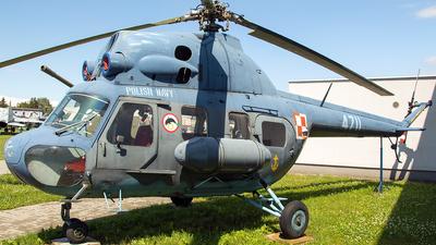 4711 - PZL-Swidnik Mi-2 Hoplite - Poland - Navy