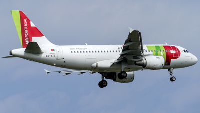 A picture of CSTTL - Airbus A319111 - TAP Air Portugal - © Patrick Vonsien - pvaviation