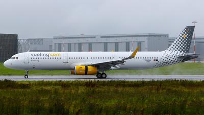 D-AYAI - Airbus A321-231 - Vueling
