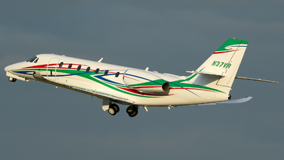 N37VR - Cessna 680 Citation Sovereign - Private