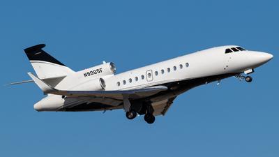 N900SF - Dassault Falcon 900B - Private