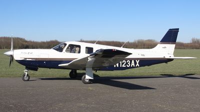 N123AX - Piper PA-32R-301 Saratoga II HP - Private