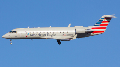 N249PS - Bombardier CRJ-200ER - American Eagle (PSA Airlines)