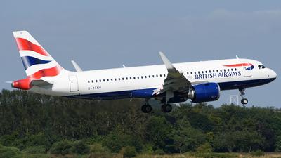 G-TTNO - Airbus A320-251N - British Airways