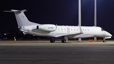 XA-RWS - Embraer ERJ-135BJ Legacy 600 - Red Wings
