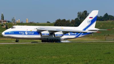 RA-82078 - Antonov An-124-100 Ruslan - Volga Dnepr Airlines