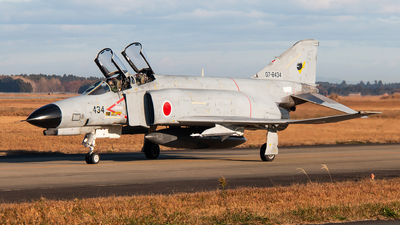 07-8434 - McDonnell Douglas F-4EJ Kai - Japan - Air Self Defence Force (JASDF)