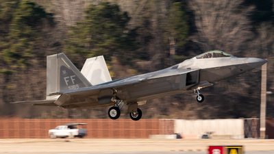 09-4189 - Lockheed Martin F-22A Raptor - United States - US Air Force (USAF)