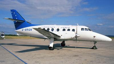 G-BRGN - British Aerospace Jetstream 31 - Community Express