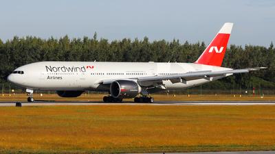 VP-BJJ - Boeing 777-2Q8(ER) - Nordwind Airlines