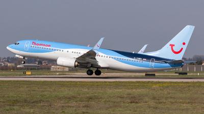 G-TAWH - Boeing 737-8K5 - Thomson Airways