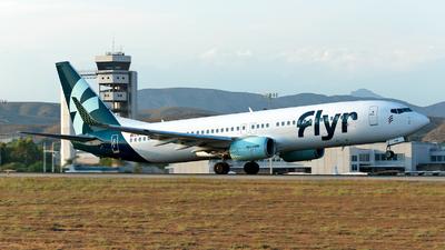 LN-FGB - Boeing 737-82R - Flyr
