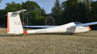 D-KXJS - Gliding Aircraft  Schempp-Hirth HS-6 Janus CM - Private