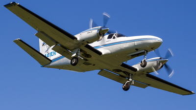 N441EH - Cessna 441 Conquest II - Private