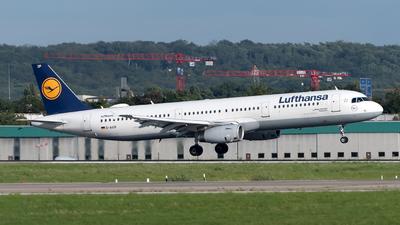 A picture of DAIDP - Airbus A321231 - Lufthansa - © Sebastian Thiel