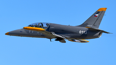 0113 - Aero L-39C Albatros - Czech Republic - Air Force