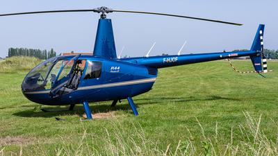 F-HJOF - Robinson R44 Raven II - Helitel