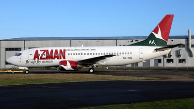 5N-YSM - Boeing 737-36N - Azman Air