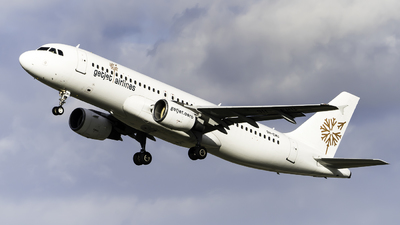 9H-EMU - Airbus A320-214 - GetJet Airlines