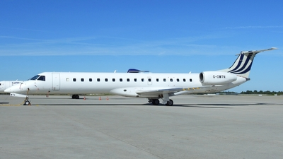 A picture of GOWTN - Embraer ERJ145EP - BAe Systems - © Eugen P.