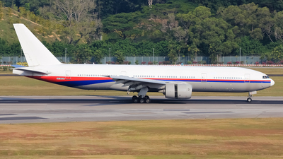 VP-BVA - Boeing 777-2H6(ER) - Untitled