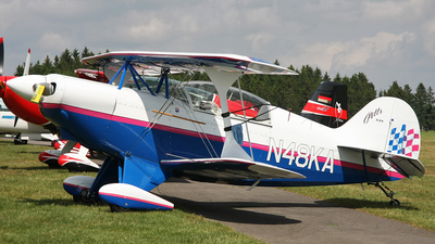 N48KA - Pitts S-2A Special - Private