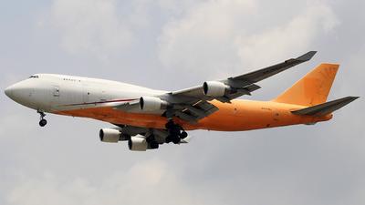 ER-BAJ - Boeing 747-412(BDSF) - Aerotranscargo