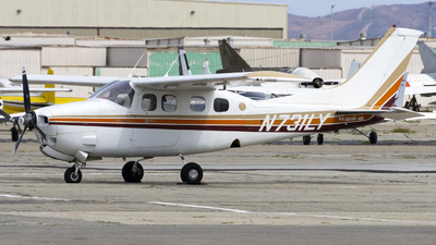 N731LY - Cessna P210N Pressurized Centurion II - Private