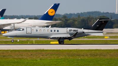 A picture of SPWMT - Learjet 70 - [45490] - © Maximilian Hermann