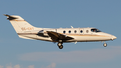 CC-CRT - Raytheon Hawker 400XP - Private