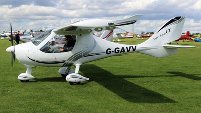 G-GAVV - Flight Design CTLS - Private