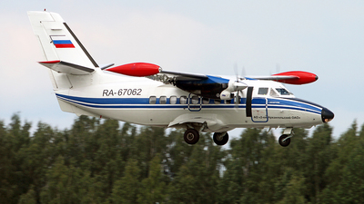 RA-67072 - Let L-410UVP-E20 Turbolet - Arkhangelsk Second Aviation Enterprise
