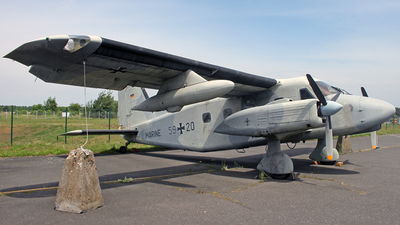 59-20 - Dornier Do-28D2 Skyservant - Germany - Navy