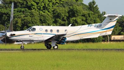PP-BER - Pilatus PC-12/45 - Azul Linhas Aéreas Brasileiras