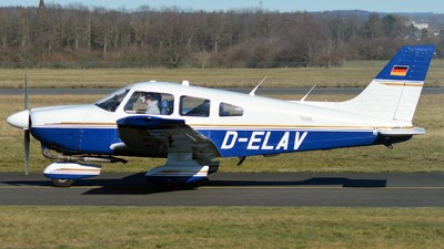 D-ELAV - Piper PA-28-181 Archer II - Private