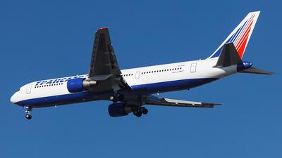 EI-DBU - Boeing 767-37E(ER) - Transaero Airlines